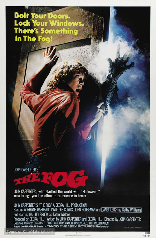The Fog - Theatrical poster