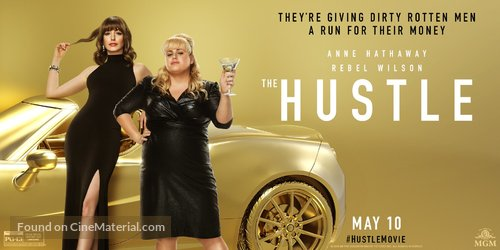 The Hustle - Movie Poster