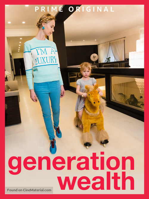 Generation Wealth - Movie Cover