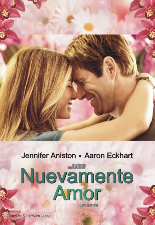 Love Happens - Argentinian Movie Cover