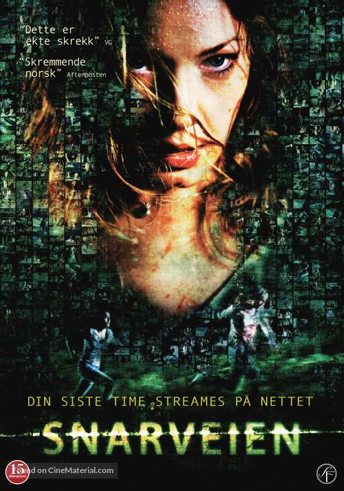 Detour - Norwegian DVD movie cover
