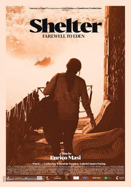 Shelter: Farewell to Eden - French Movie Poster