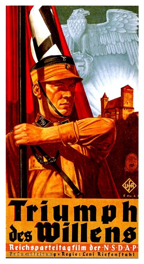 Triumph des Willens - German Movie Poster