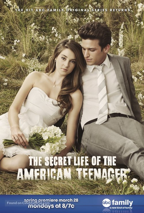 """The Secret Life of the American Teenager"" - Movie Poster"