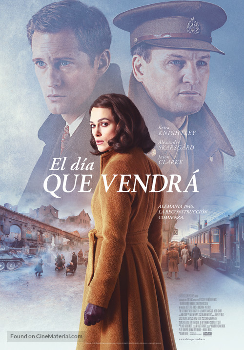 The Aftermath - Spanish Movie Poster