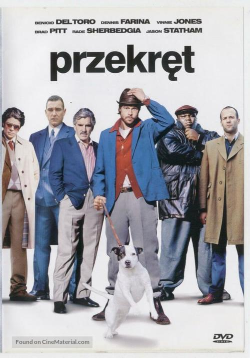 Snatch - Polish DVD cover