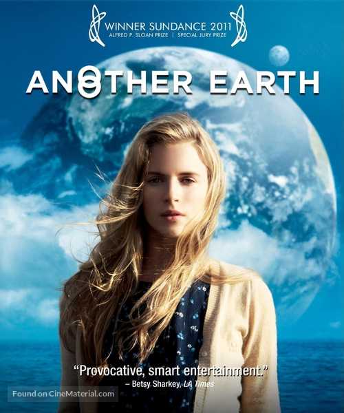 Another Earth - Blu-Ray cover