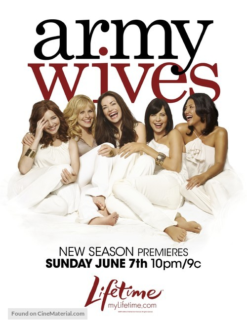 """""""Army Wives"""" - Movie Poster"""
