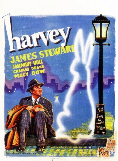 Harvey - Belgian Movie Poster