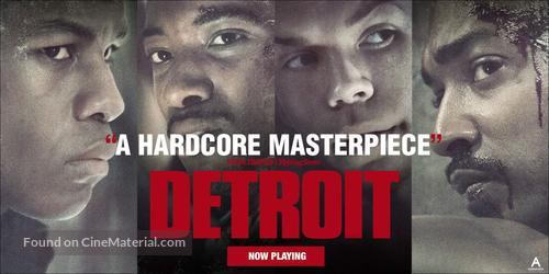 Detroit - poster