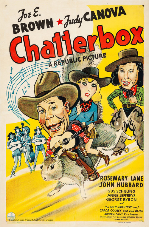 Chatterbox - Movie Poster