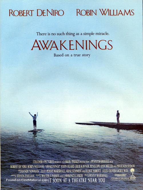 Awakenings - Movie Poster
