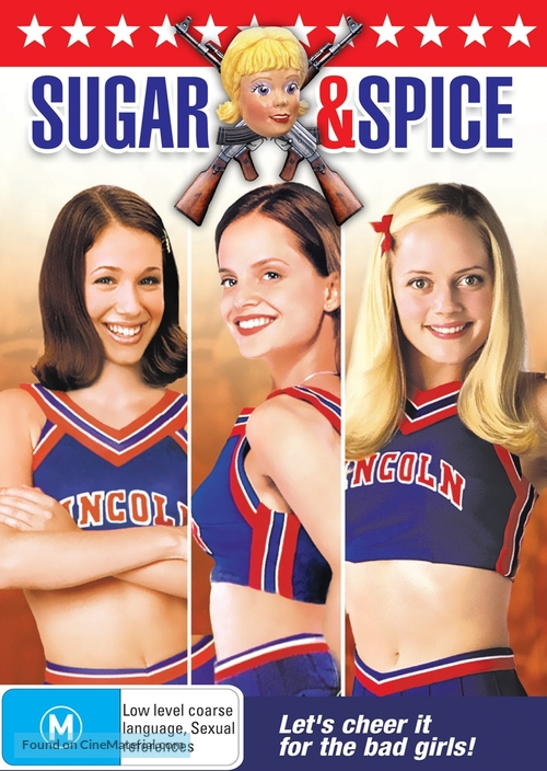 Sugar & Spice - Australian Movie Cover