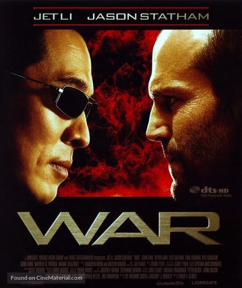 War - German Movie Cover