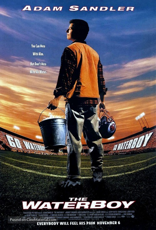 The Waterboy - Movie Poster