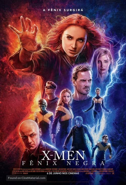X-Men: Dark Phoenix - Brazilian Movie Poster