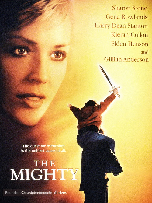 The Mighty - Movie Poster