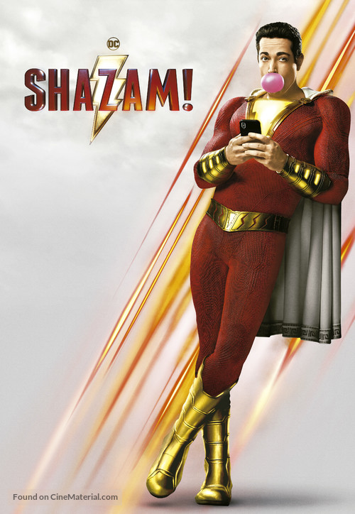 Shazam! - Video on demand movie cover