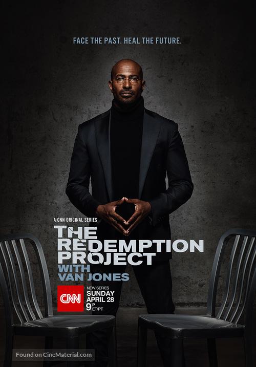"""The Redemption Project with Van Jones"" - Movie Poster"