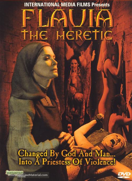 Flavia, la monaca musulmana - DVD cover