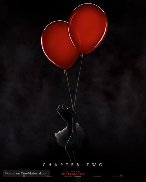 It: Chapter Two - British Movie Poster