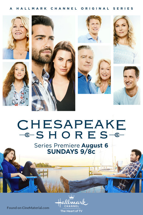 """Chesapeake Shores"" - Movie Poster"