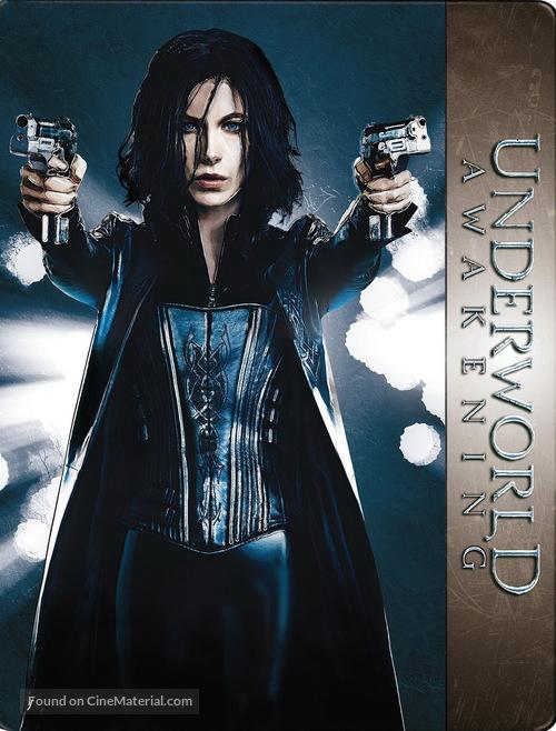 Underworld: Awakening - Italian Movie Cover