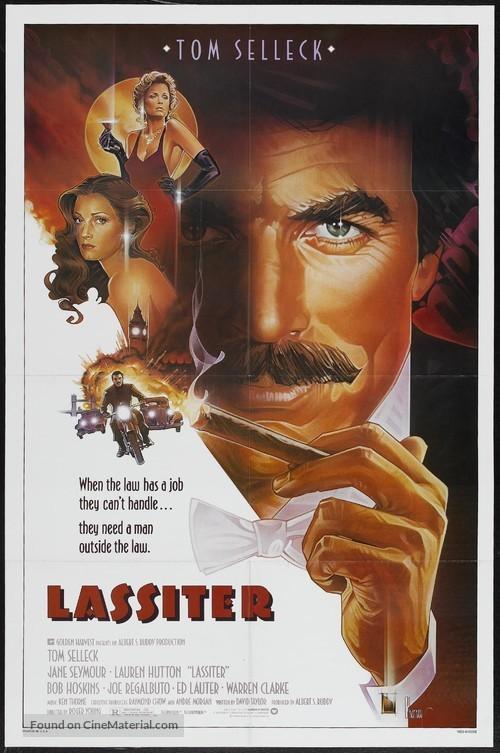 Lassiter - Movie Poster