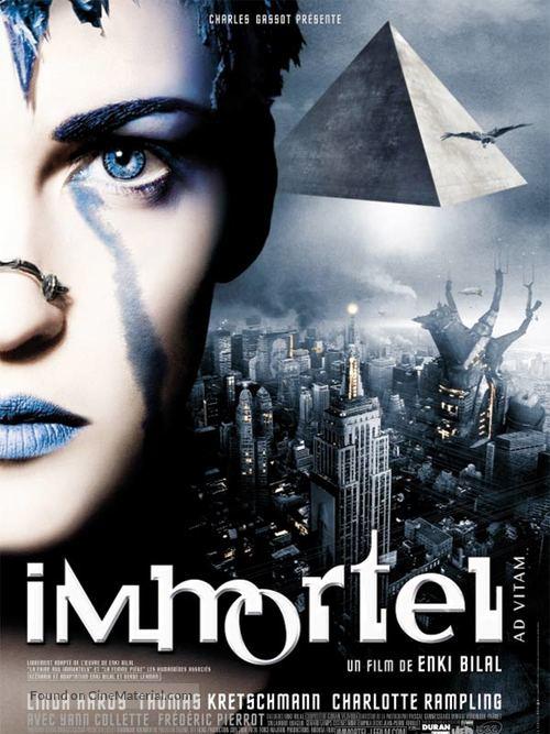 Immortel (ad vitam) - French poster