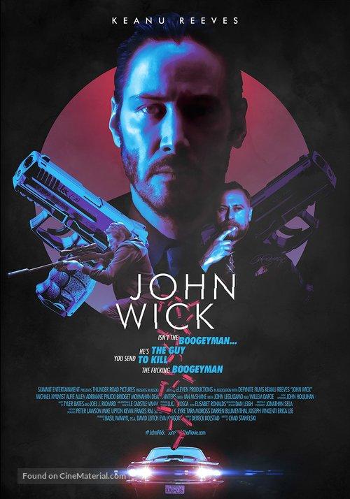 John Wick - Movie Poster