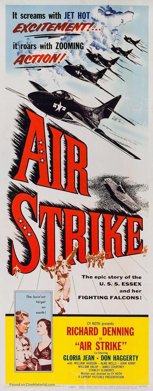Air Strike - Movie Poster