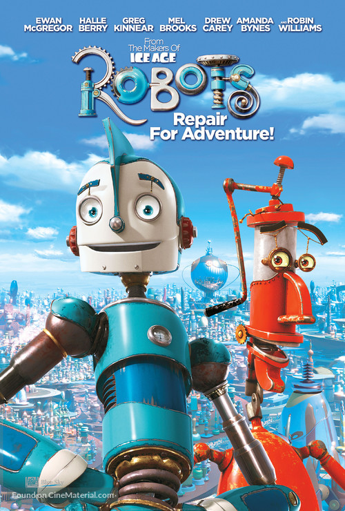 Robots - Movie Poster