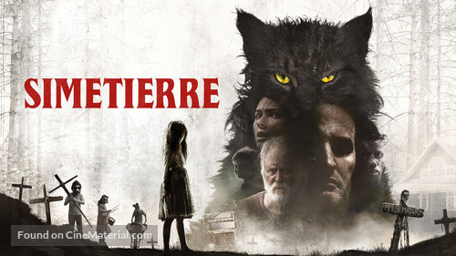 Pet Sematary - French poster