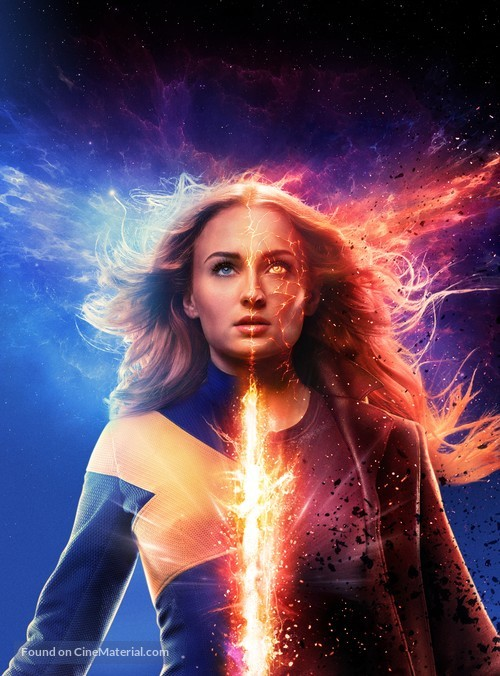 X-Men: Dark Phoenix - Key art