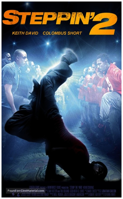 stomp the yard french
