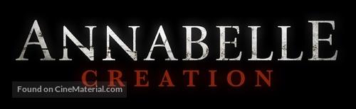 Annabelle: Creation - Logo