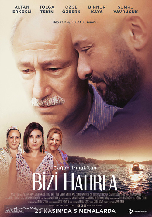 Bizi Hatirla - Turkish Movie Poster