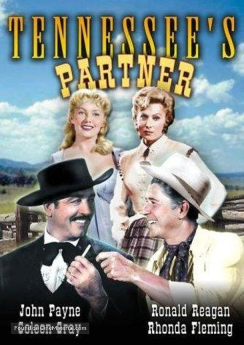 Tennessee's Partner - Movie Cover