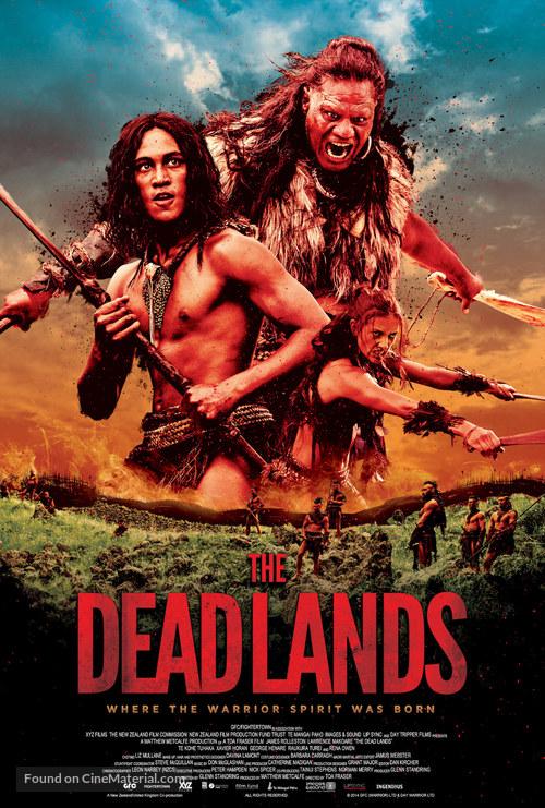 The Dead Lands - British Movie Poster