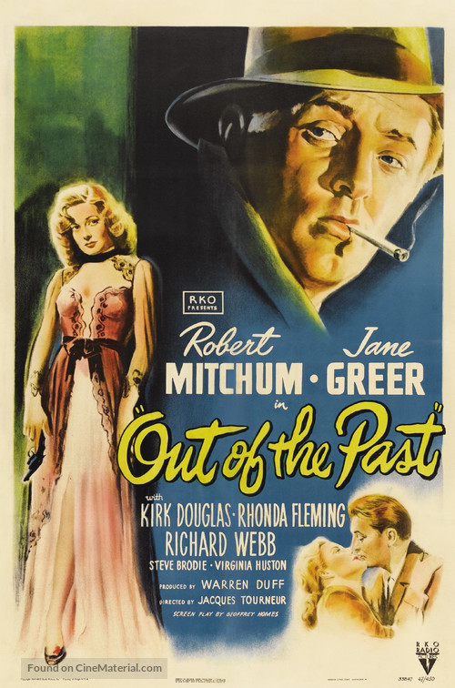 Out of the Past - Movie Poster