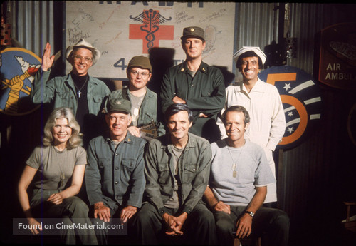 """M*A*S*H"" - poster"