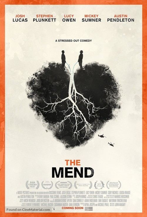 The Mend - Movie Poster