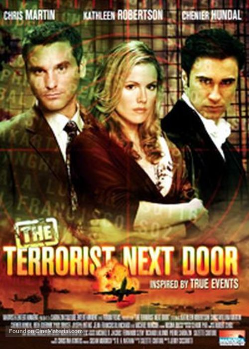 The Terrorist Next Door - Canadian Movie Poster
