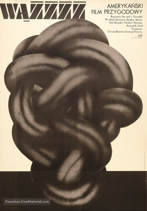 SSSSSSS - Polish Movie Poster