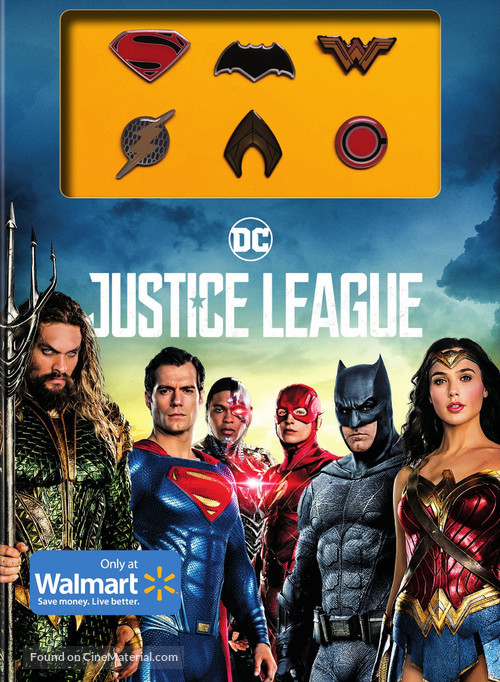 Justice League - Movie Cover
