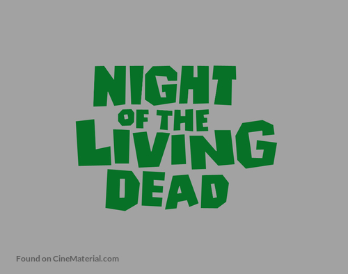 Night of the Living Dead - Logo