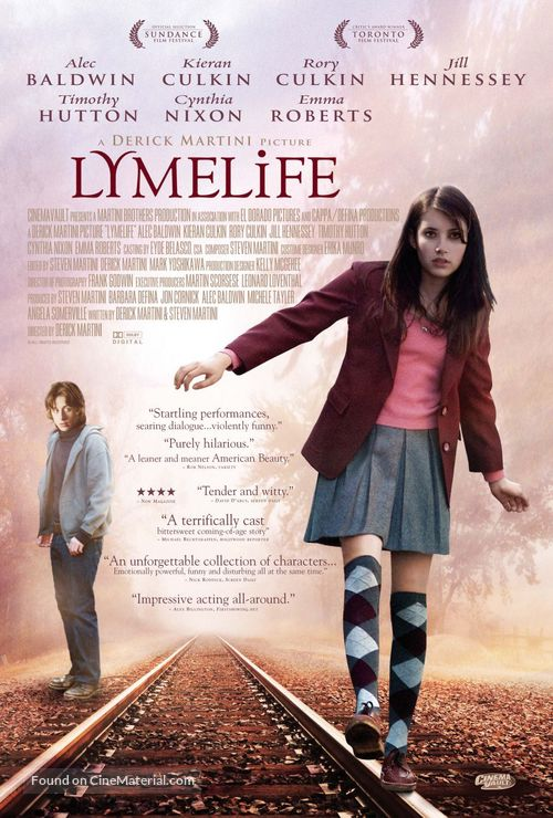 Lymelife - Movie Poster