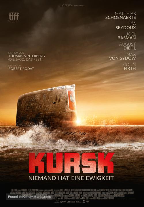 Kursk - Swiss Movie Poster