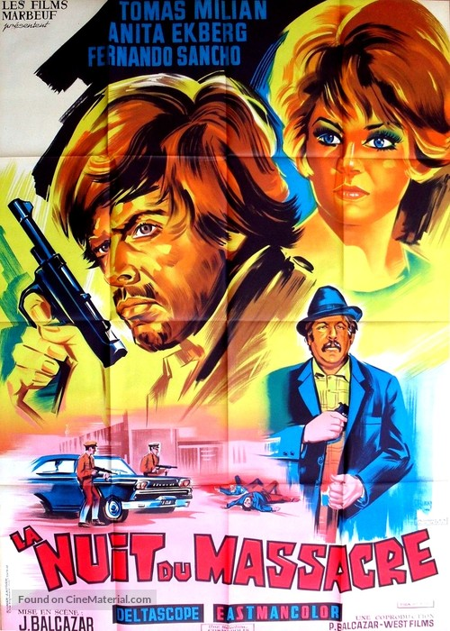 Crónica de un atraco - French Movie Poster