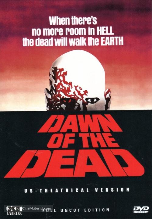 Dawn of the Dead - Austrian DVD movie cover